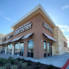 Grand Prairie Modern Dentistry store front thumb
