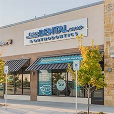 Frisco Crossing Dental Group and Orthodontics store front thumb