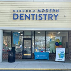 Herndon Modern Dentistry store front thumb
