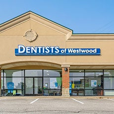 Dentists of Westwood store front thumb