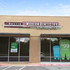Austin Modern Dentistry and Orthodontics store front thumb