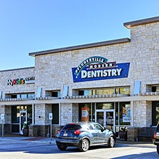 Pflugerville Modern Dentistry and Orthodontics store front thumb