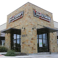 Trails Dental Group and Orthodontics store front thumb