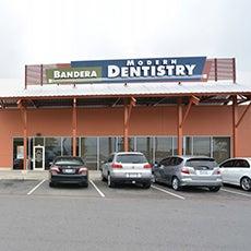 Bandera Modern Dentistry store front thumb