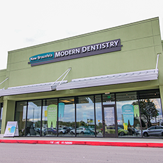 New Braunfels Modern Dentistry store front thumb