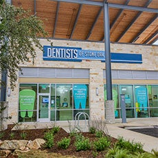 Dentists of Stone Oak store front thumb
