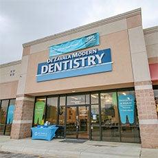 De Zavala Modern Dentistry store front thumb