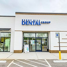 Berry Hill Dental Group store front thumb