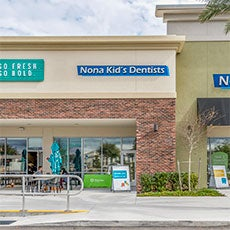 Nona Kid's Dentists store front thumb