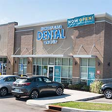 Hickory Plaza Dental Group store front thumb