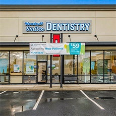 Woodruff Smiles Dentistry store front thumb