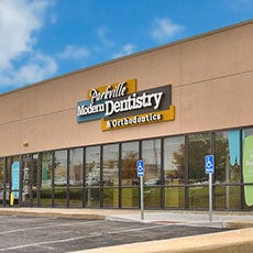 Parkville Modern Dentistry and Orthodontics store front thumb
