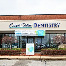 Creve Coeur Dentistry and Orthodontics store front thumb