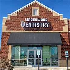 Lindenwood  Dentistry store front thumb