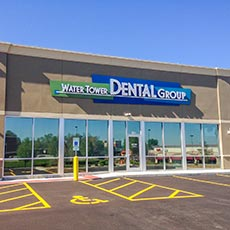 Water Tower Dental Group and Orthodontics store front thumb