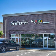 Village West Dentistry store front thumb
