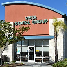 Vista Dental Group store front thumb