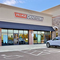 Village Dentistry store front thumb