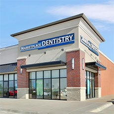 Marketplace Dentistry store front thumb