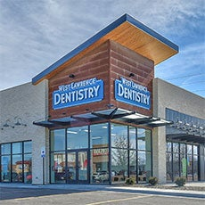 West Lawrence Dentistry store front thumb