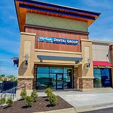 BluHawk  Dental Group store front thumb