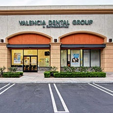 Valencia Dental Group and Orthodontics store front thumb