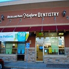 Overland Park Modern Dentistry store front thumb