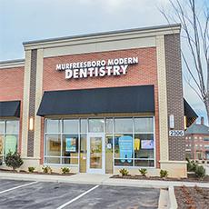 Murfreesboro Modern Dentistry store front thumb