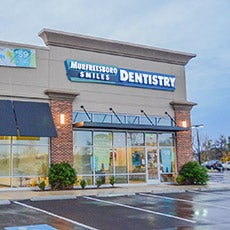 Murfreesboro Smiles Dentistry store front thumb