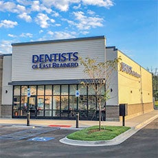 Dentists of East Brainerd store front thumb