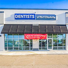 Dentists of Port Charlotte store front thumb