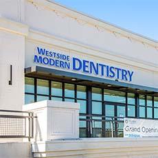 Westside Modern Dentistry store front thumb
