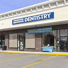 Chelmsford Modern Dentistry store front thumb