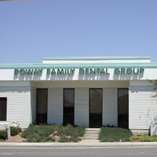 Poway Family Dental Group and Orthodontics store front thumb