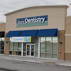 Blaine Dentistry store front thumb