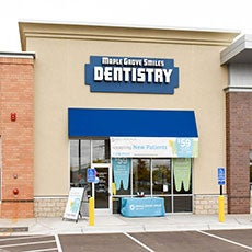 Maple Grove Smiles Dentistry store front thumb