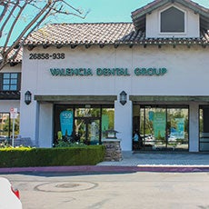 Valencia Dental Group at Old Road store front thumb