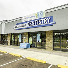 Columbia Heights Dentistry store front thumb