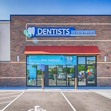 Dentists of Eden Prairie store front thumb