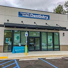 Powdersville Smiles Dentistry store front thumb