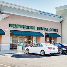 Northridge Dental Office and Orthodontics store front thumb