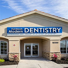 Fishhawk Modern Dentistry store front thumb