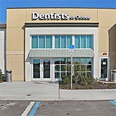 Dentists of Ocoee store front thumb