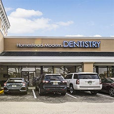 Homestead Modern Dentistry store front thumb