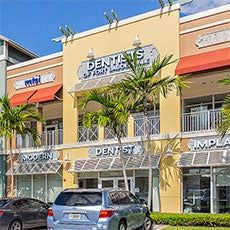 Dentists of Fort Lauderdale store front thumb