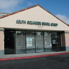 South Oceanside Dental Group store front thumb
