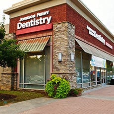 Johnson Ferry Dentistry store front thumb