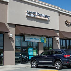 Acworth Smiles Dentistry store front thumb