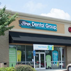Hiram Dental Group and Orthodontics store front thumb
