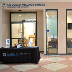 La Jolla Village Smiles Dentistry and Implants store front thumb